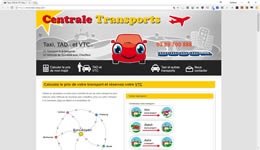Taxis Easy : Transport A la Demande et Taxis Low Cost